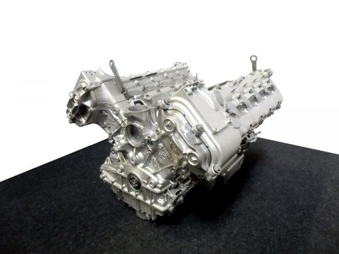 BMW M5 M6 507PK S85B50A Motor