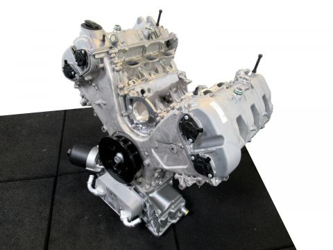 Porsche Macan 3.0 V6 340PK MCT Motor Nieuw