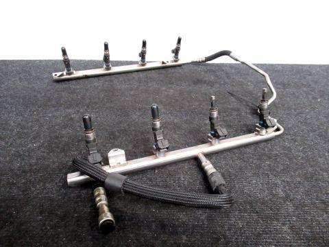 BMW M3 V8 E90 E92 E93 Brandstofrail Injector