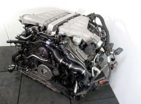 Bentley Continental 6.0 W12 560PK BEB Motor Compleet
