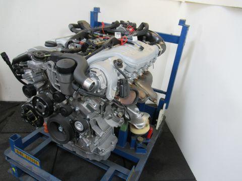 Mercedes Benz S CL 600 367PK 137970 Motor Nieuw Compleet