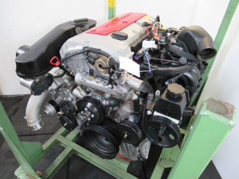 Mercedes Benz SLK 230 197PK 111983 Motor Nieuw Compleet