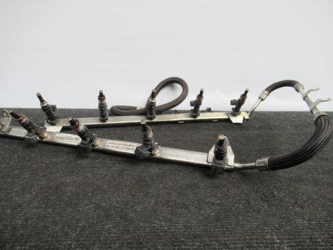 BMW M5 M6 E60 E63 E64 V10 Brandstofrail Injectoren