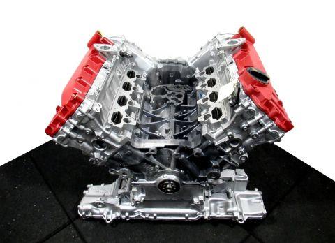 Audi RS4 4.2 V8 420PK BNS Motor