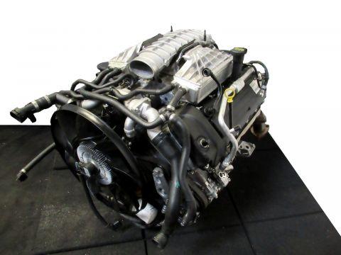 Range Rover 4.2 390/396PK V8 428PS Motor