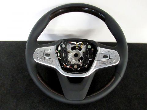 BMW 7 G11 G12 Stuur Kastanje Hout Origineel 0KM