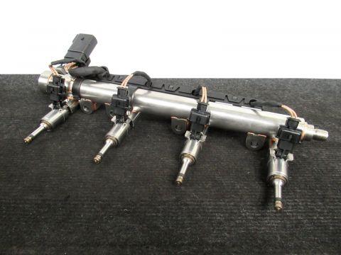 Opel Saab 2.0T 220PK A20NFT A20NHT Brandstofrail Injectoren