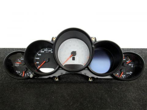 Porsche 911 991 Tellerhuis Tellers Cockpit 330KM/U