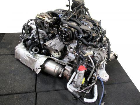 Porsche Cayman Boxster 718 2.0T 300PK MDD.PB Motor Compleet