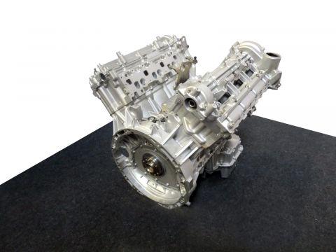 Mercedes Benz V6 CDI 642 Motor Gereviseerd