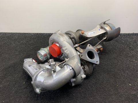 Mercedes Benz Sprinter Bi-Turbo 651.955