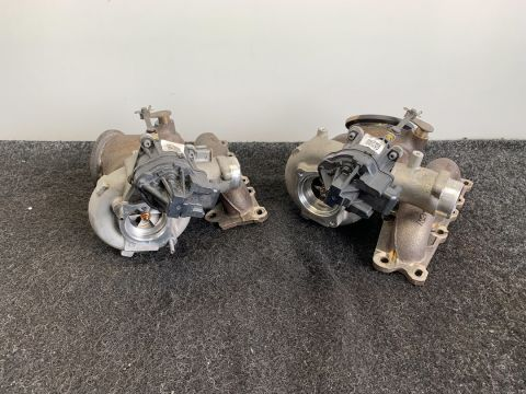 BMW M2 M3 M4 Turbos Complete Set